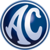 The official logo for AC Cars. | © AC Cars