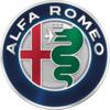 This is a logo for Alfa Romeo. | © Alfa Romeo